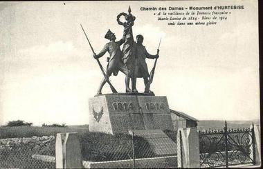 Monument des Marie-Louise 2015 III < Bouconville-Vauclair < Aisne < Picardie