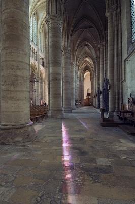 Cathédrale St -Gervais St-Protais_intérieur < Soissons < Aisne < Picardie