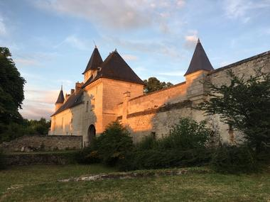 Chambres d'hôtes Le vieux château de Coyolles (2)