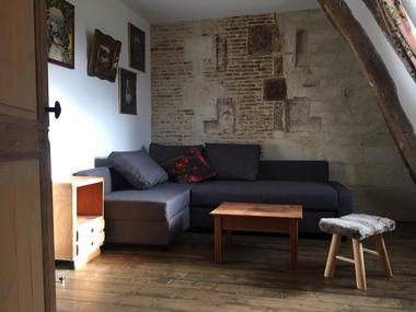 Chambres d'hôtes Le vieux château de Coyolles (8)
