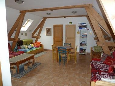Chambres d'hôtes de Brellemont séjour < Septvaux < Aisne < Picardie