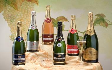 Champagne Déchelle_présentation_bouteilles < Brasles < Aisne < Picardie