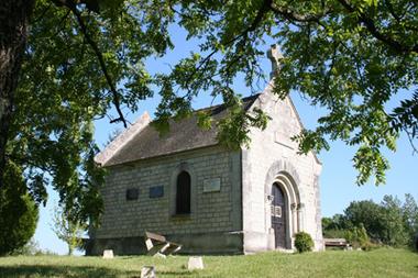 Chapelle Sainte Berthe < Filain < Aisne < Picardie