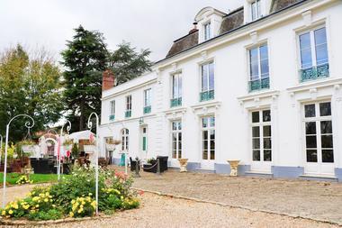 Chateau marjolaine chateau thierry belle et la bete parc marne (51) - Les Gommettes de Mélo