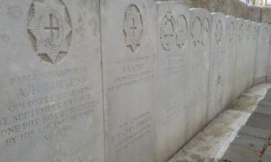 Cimetiere britannique en foret de Retz - première guerre mondiale ©OT Villers-Cotterets (8)