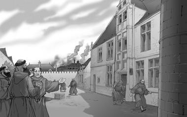 Circuit les visages du Pouvoir_Petit St Vincent < Laon < Aisne < Picardie