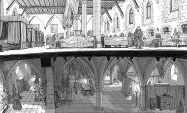 Circuit les visages du Pouvoir_ancien hôtel dieu < Laon < Aisne < Picardie