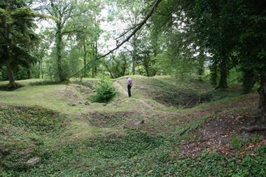 Conférence-débat quoi de neuf sur le Chemin des Dames arboretum de Craonne < Laon < Aisne < Picardie