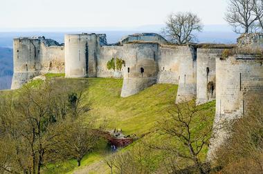 Rempart de Coucy le Château