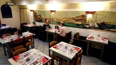 Restaurant Dolce Vita I < Laon < Aisne < Hauts-de-France