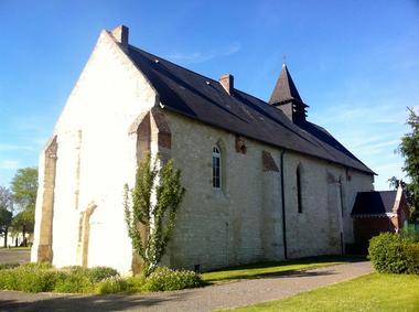 Eglise fortifiée de Clermont-les-Fermes < Thiérache < Aisne < Picardie