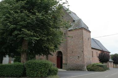 église 3 < Jeantes < Aisne < Picardie