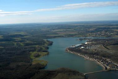 Ecofly_vue aérienne_depuis_un_ULM < Aisne < Picardie