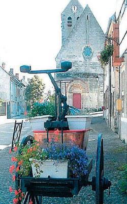 Eglise < Epaux-Bézu < Aisne < Picardie