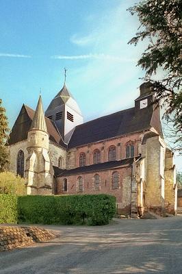 Eglise de Rozoy < Aisne < Picardie