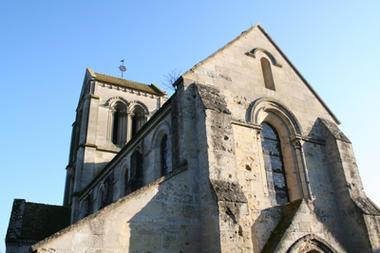 Eglise de la Nativité-de-la-Sainte-Vierge < Lierval < Aisne < Picardie