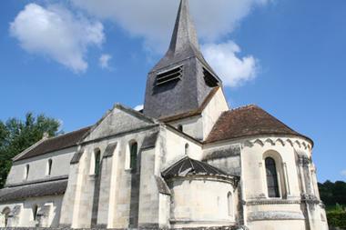 Eglise de la Sainte-Trinité II < Trucy < Aisne < Picardie