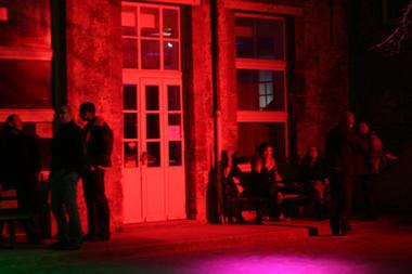 Espace Socio Culturel d'Animation du Laonnois cour intérieure < Laon < Aisne < Picardie