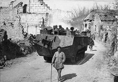 Chars de 1918 < Guerre 14-18 < WWI < Vailly-sur-Aisne < Aisne < Picardie < France