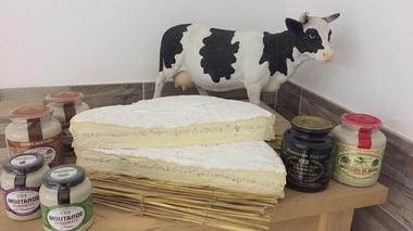 Fromagerie du Dolloir Brie de Meaux