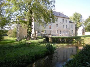MONT-NOTRE-DAME Moulin Saurele