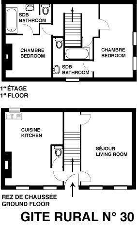 BRUNEHAMEL Gîte de Brunehamel
