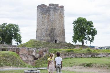 Château fort de Guise