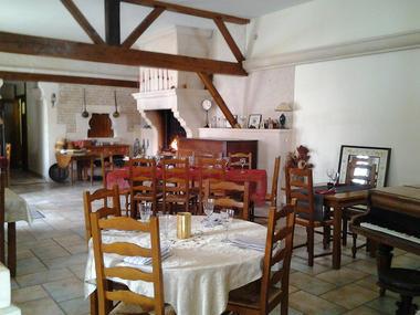 Restaurant L'Assiette du Terroir 2015 I < Martigny-Courpierre < Aisne < Picardie