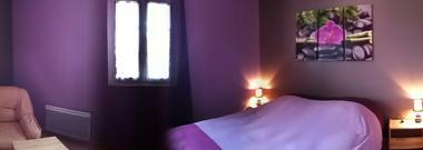 Gite Saint Remy Clovis chambre