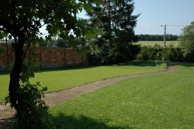 Gîte des grés jardin