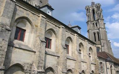 Hôtel Dieu_vue exterieur < Laon < Aisne < Picardie