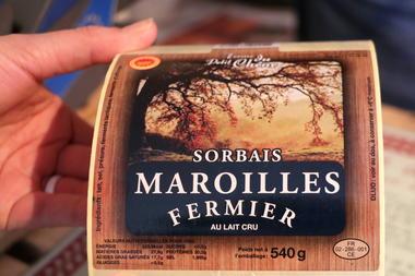 Maroilles < La Ferme de la Planchette < Esquéhéries < thiérache < Aisne < H-d-F