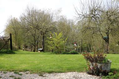 Le Gîte du Bois Bouillon < Ohis < Thiérache < Aisne < Hauts-de-France