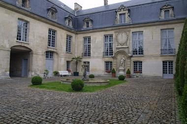 Hôtel de Barral < Soissons < Aisne < Picardie
