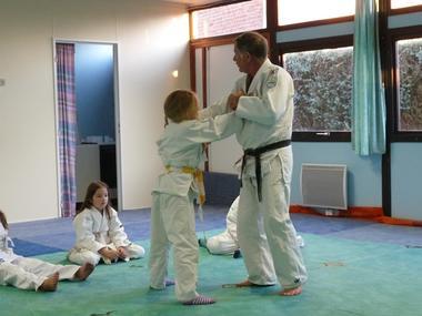 Judo Urvillers 9-10ans