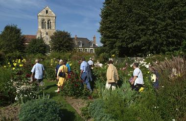 Jardin Clos Joli- Crédit Jean Pierre Gilson