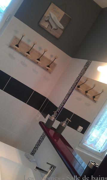 Les Avesnes salle de douche < Folembray < Aisne < Picardie