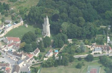 Les ailes soissonnaise Vue de Septmonts Soissons < Aisne < Picardie