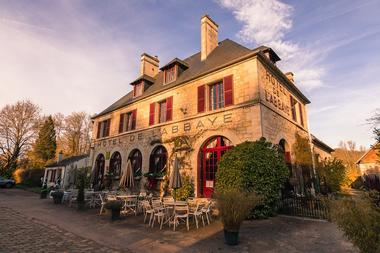 Hotel Restaurant de l'Abbaye à Longpont