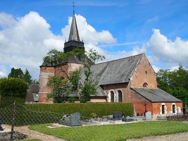 L'église Saint Médard