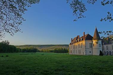 Parc du Château de Condé - Crédit Château de Condé - CondéPlus - Aymeri de Rochefort