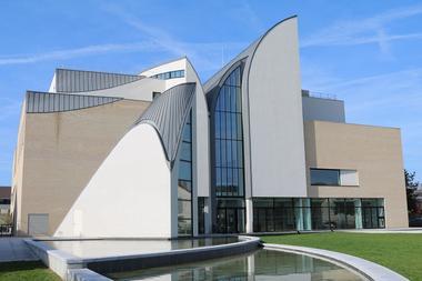 La Cité de La Musique et de la Danse < Soissons < Aisne < Picardie