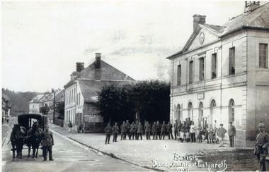 Barisis pendant la Grande Guerre