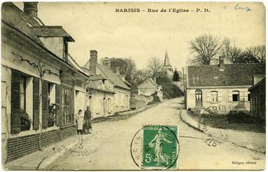 Barisis avant 1917