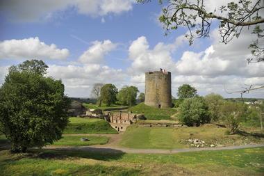 Nicolas Maineray > Château Fort de Guise > Passeur de Mémoire > Grande Guerre > Aisne > Hauts-de-France > ©H.Rocoulet