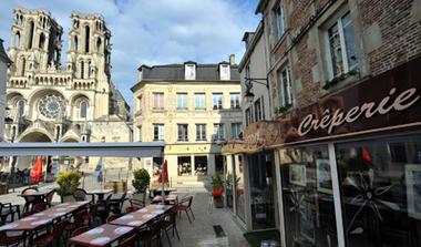 Restaurant Agora IV < Laon < Aisne < Picardie