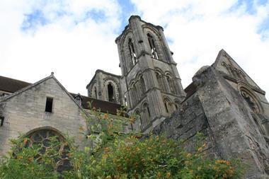 Ensemble abbatial Saint-Martin II < Laon < Aisne < Picardie
