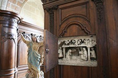 Ensemble abbatial Saint-Martin VIII < Laon < Aisne < Picardie