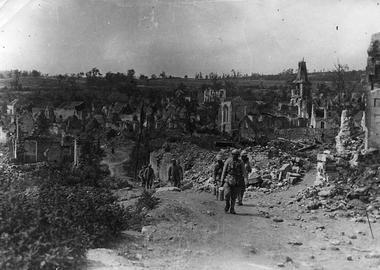 Village WWI II < Craonnelle < Aisne < Picardie