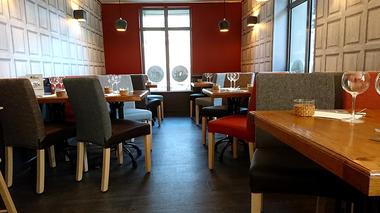 Restaurant Le Parvis 2019 I < Laon < Aisne < Picardie